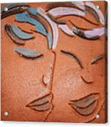 Bonds - Tile Acrylic Print