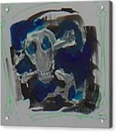 Bones Acrylic Print