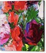 Bongart's Roses II Acrylic Print