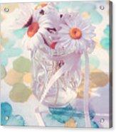 Bonheur En Pot 03 - S02a Acrylic Print