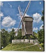 Bonne Chiere Windmill Acrylic Print