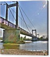 Bonny Bridge Acrylic Print