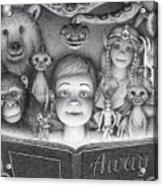 Book Club Acrylic Print
