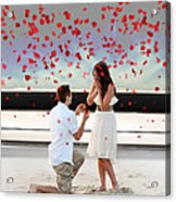 Book Elite Limousine Services For Wedding - Elite Limo Acrylic Print