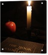 Book Of Knowledge  Acrylic Print