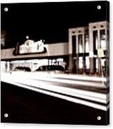 Book Revue Acrylic Print
