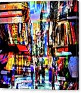Booking A Trip Acrylic Print