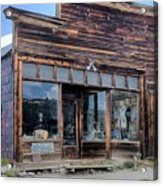 Boone Store And Warehouse Acrylic Print