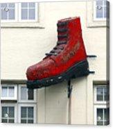 Boot Acrylic Print