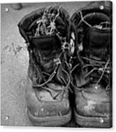 Boots 2 Acrylic Print