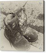 Boots Reno Acrylic Print