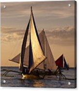 Boracay Philippines B 281 Acrylic Print