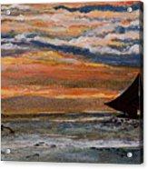 Boracay Sunset Acrylic Print