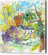 Borderes Sur Echez 02 Acrylic Print