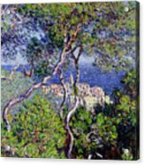 Bordighera Acrylic Print