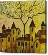 Borgo Antico Acrylic Print