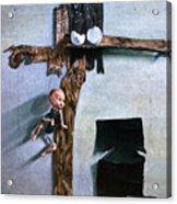 Born Again Acrylic Print by John Lautermilch