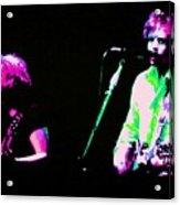 Grateful Dead - Born Cross Eyed Acrylic Print