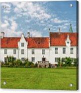 Bosjokloster Monastery Castle Facade Acrylic Print