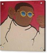 Boss Ya Life Up Acrylic Print