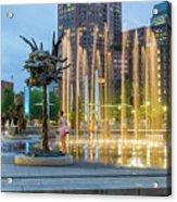 Boston Art 2 Acrylic Print