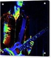 Boston Blues In Spokane Acrylic Print