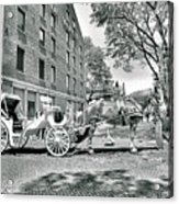 Boston Buggy Acrylic Print