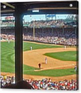 Boston Fenway Park Acrylic Print