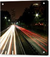 Boston Highway Acrylic Print
