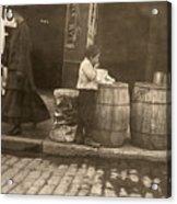 Boston: Slums, 1909 Acrylic Print