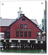 Boston Tea Party 14bos046 Acrylic Print