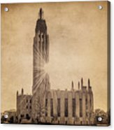 Boston United Methodist Church Acrylic Print