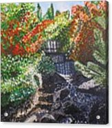Botanic Garden Merano 1 Acrylic Print