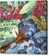 Botanic Garden Merano 2 Acrylic Print