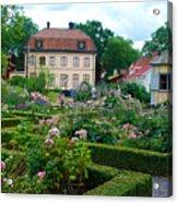Botanical Gardens - Stockholm Sweden Acrylic Print