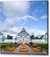 Botanical Gardens Acrylic Print