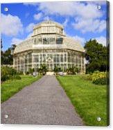 Botanical House Acrylic Print