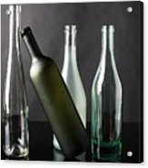 Bottle Collection Acrylic Print