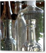 Bottle Necks Acrylic Print