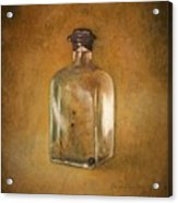 Bottle Of Light Acrylic Print