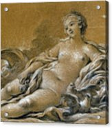 Boucher: Venus Acrylic Print