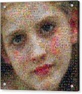 Bouguereau - Avant Le Bain Acrylic Print