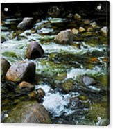 Boulders - Mossman Gorge, Far North Queensland, Australia Acrylic Print