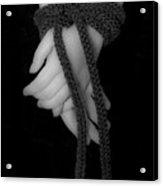 Bound Hands Acrylic Print