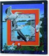 Boundary Series Xvii Acrylic Print