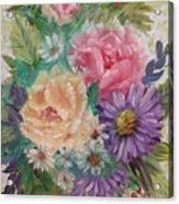 Bouquet 2 Acrylic Print