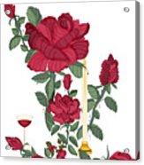 Bouquet Of Life Acrylic Print