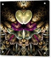Bouquet Of Love Acrylic Print