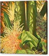 Bouquet Of Palm Acrylic Print