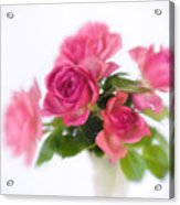 Bouquet Of Roses II Acrylic Print